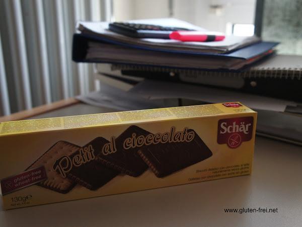 Die Schär Choco Butterkeks sind da! - inkl. kleinem Gewinnspiel