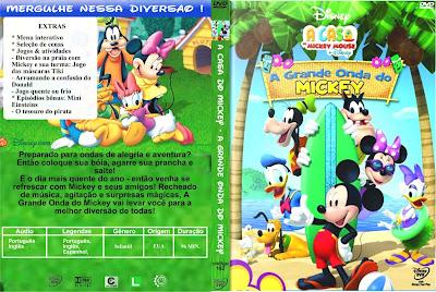 Casa Do Mickey Mouse   A Grande Onda Do Mickey
