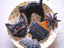 Halloween Cookies for Amy