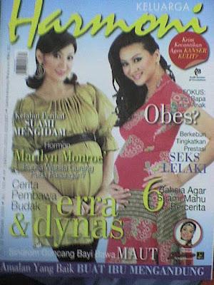 Cover Majalah Harmoni terkini di pasaran