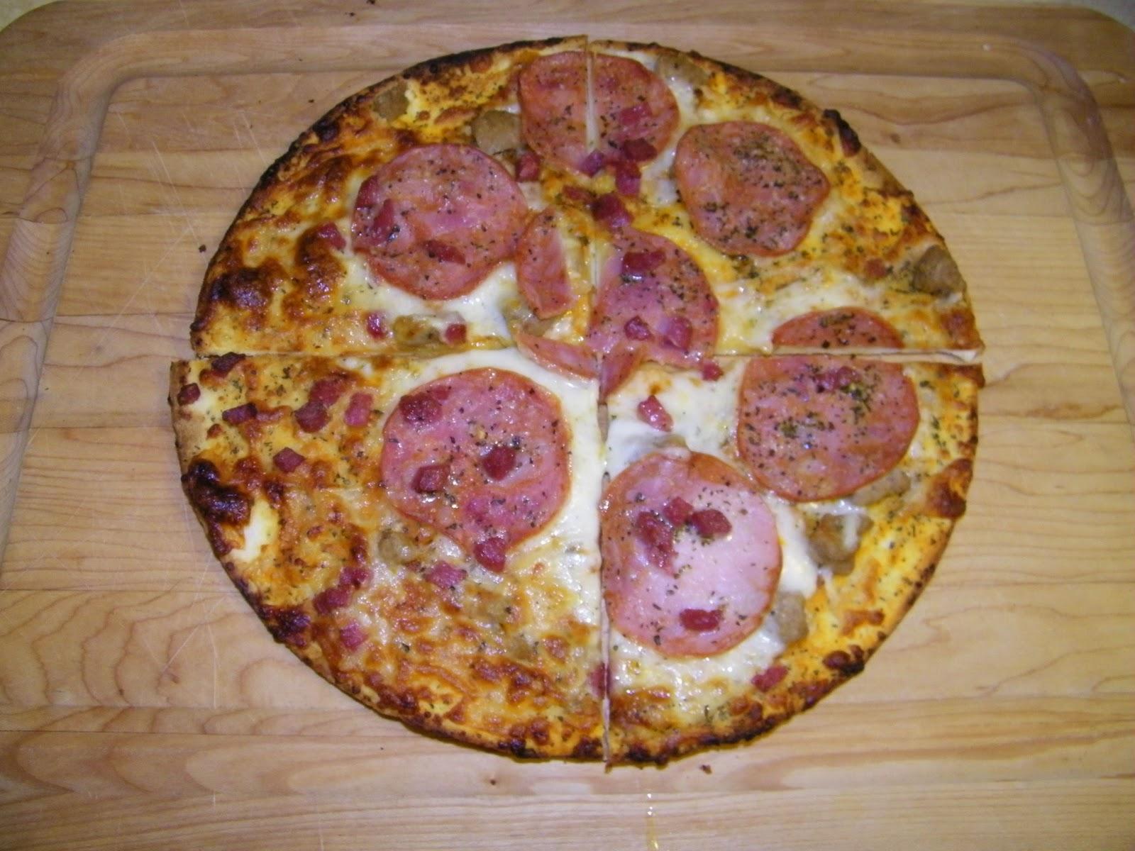 Costco Cuisine California Pizza Kitchen Sicilian Pizza