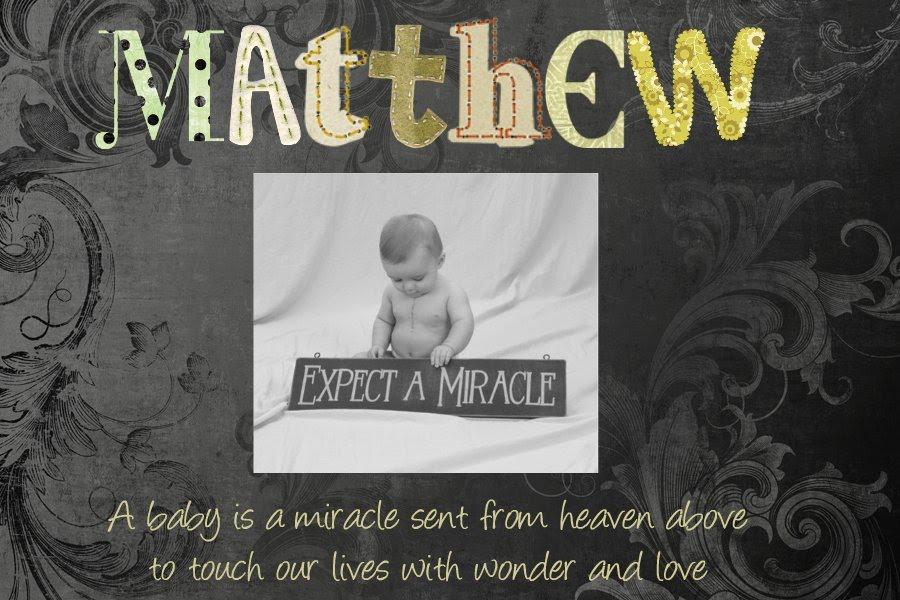 Matthew's Journey