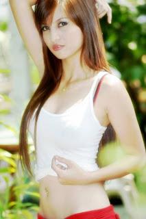 Apichaya Mungmeephol Miss FHM 2009 Thailand Sexy Model