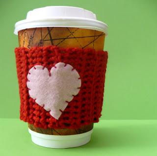 CrochetDad Ramblings: Bavarian Crochet Coffee Cozy