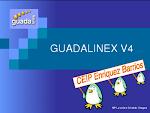 Curso  de Guadalinex V4.1