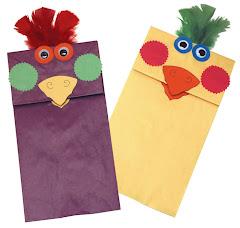 κούκλες απο χαρτί