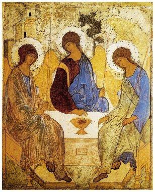 Ícone da Ss. Trindade