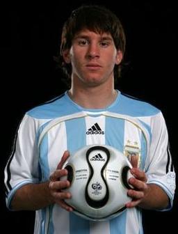 Lionel Messi Argentina Super