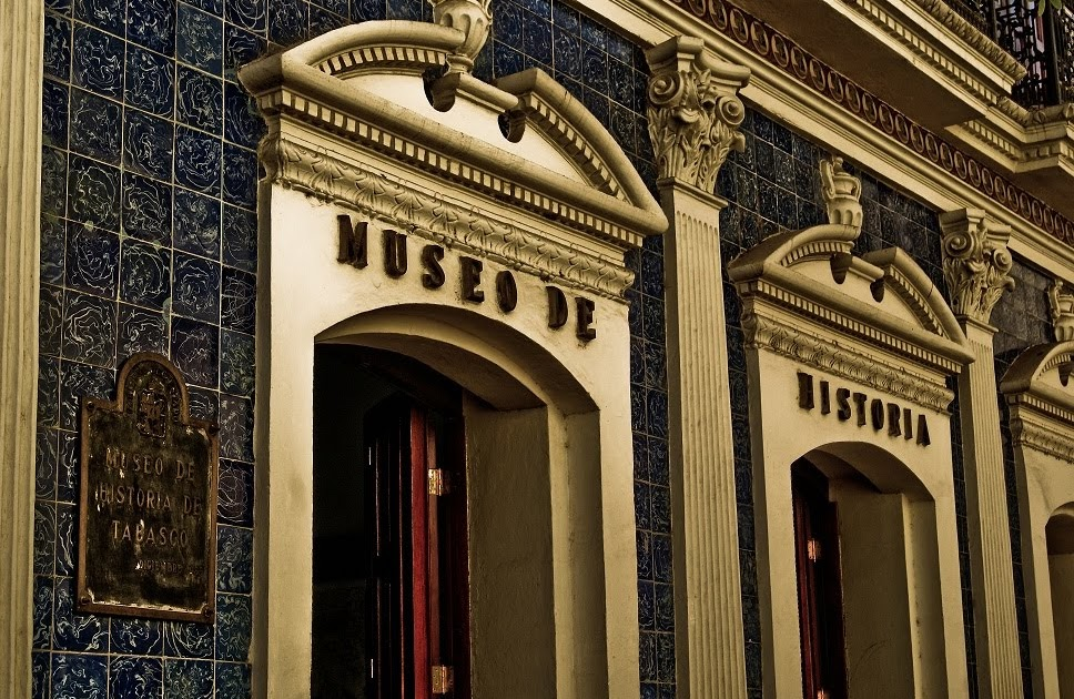 Tabasco turistico casa de los azulejos for Edificio de los azulejos
