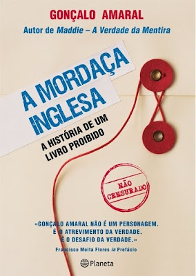Gonçalo Amaral: New book Capa