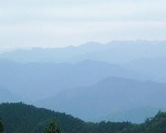 Hatenashi Mountains