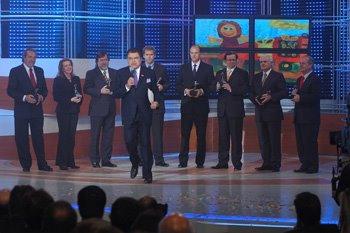 Directores de Canales de TV en Teletón 2007