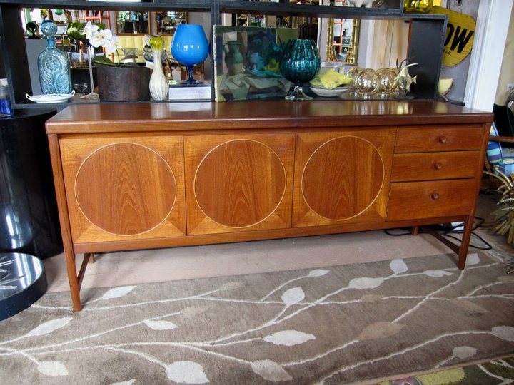 Danish Modern Credenza For Sale : Mad for mid century: century austin find: danish modern credenza
