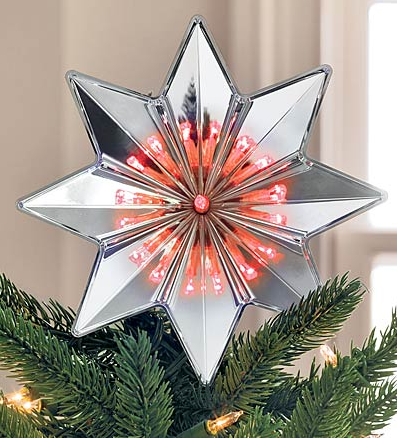 Mad For Mid Century Mid Century Tree Topper Final Decision