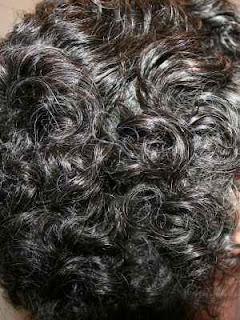 curly hair curls