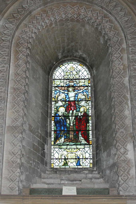 stained galss window