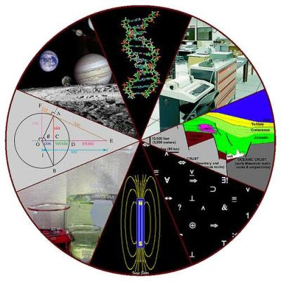 illustrations of science