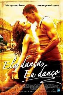 Ela Dança, Eu Danço Dublado 2006