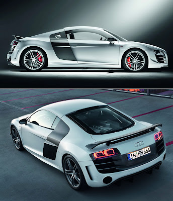 Audi R8 GT extreme