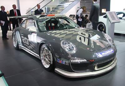 Porsche Frankfurt