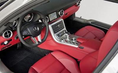 SLS AMG Gullwing