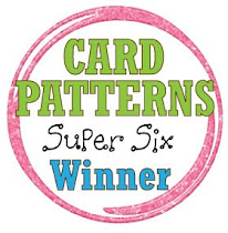 Winner and guest designer Card Patterns