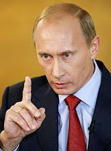 Russian PM V. Putin