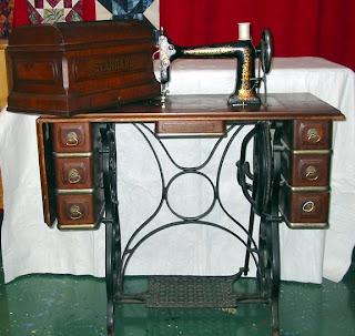 standard sewing machine value