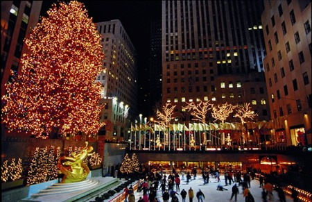 Hotels In New York City During Christmas Time