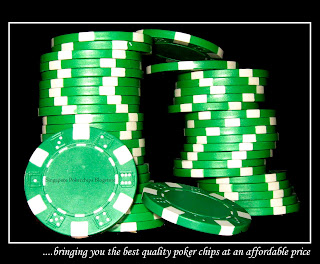 Poker chips singapore bugis