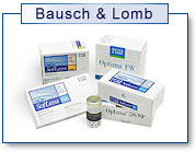 Bausch &amp; Lomb Contact Lens