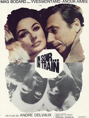 Un Soir...Un Train de André Delvaux