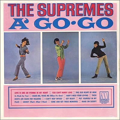 The Supremes A' Go Go