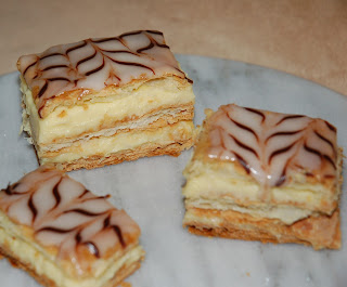 Amazing Dessert Recipes: Napoleons