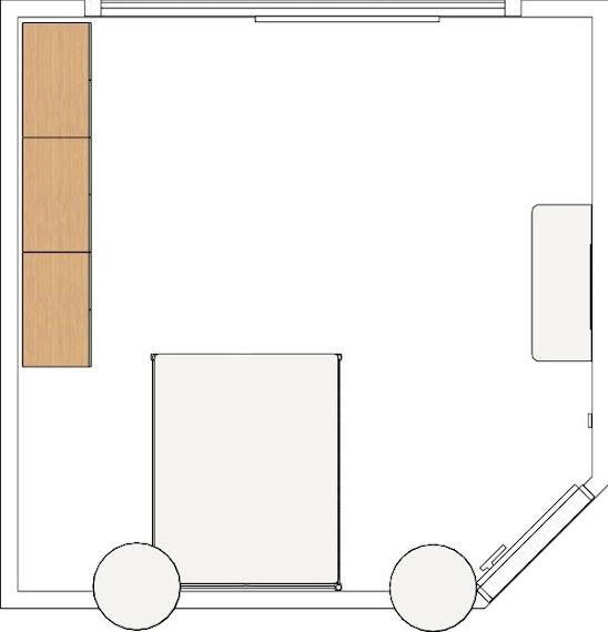 Michela e la geometria ecco come costruire un nostro tangram - La mia camera da letto ...