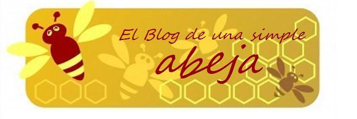 Una simple abeja