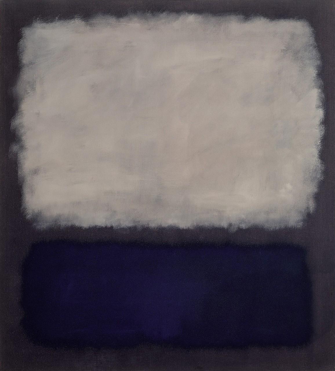 The Art Theoretical Mark Rothko