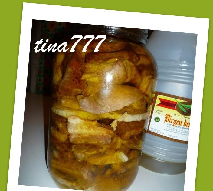 Conserva con aceite de oliva al rinc n de cocinar - Cocinar con conservas ...