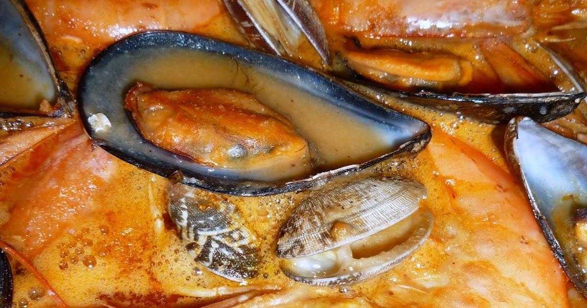 Zarzuela de pescado al rinc n de cocinar for Cocinar zarzuela