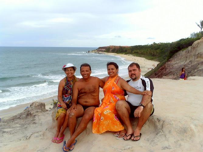 Dalva,Antonio,Argenia,Marcelo - Brasil