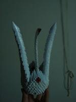 Cisne blanco en 3D(lo que esté de moda no?)
