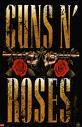 logo de uno de los grupos mas famosos del mundo en hard rock:   guns´n roses