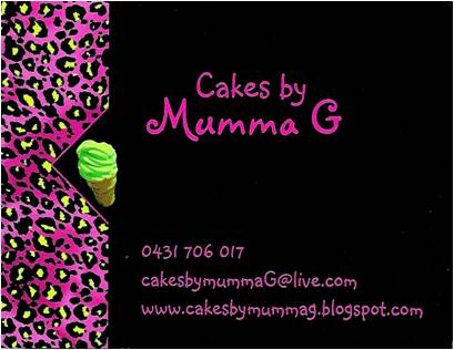Cakes by Mumma G