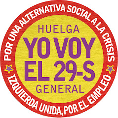 Material de Campaña Huelga General del 29-S