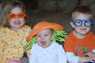 three cool kids