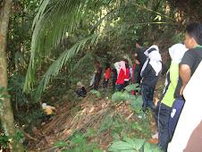 Trecking Ke Air Terjun- UiTM Kedah