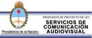 Propuesta de Ley de Medios de Comunicación Audiovisuales