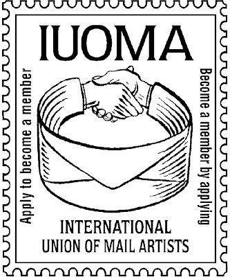 Rubber Stamp Art Projects Mail Art Projects: IUO...