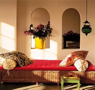 Celebrations decor an indian decor blog daybeds and for Bharatiya baithak designs living room