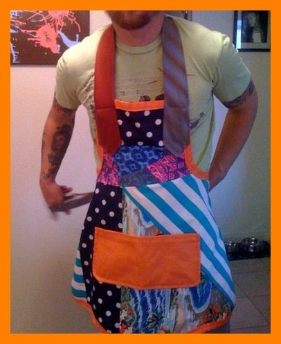 Eekoh Aprons .. saving mother earth one apron at a time :)